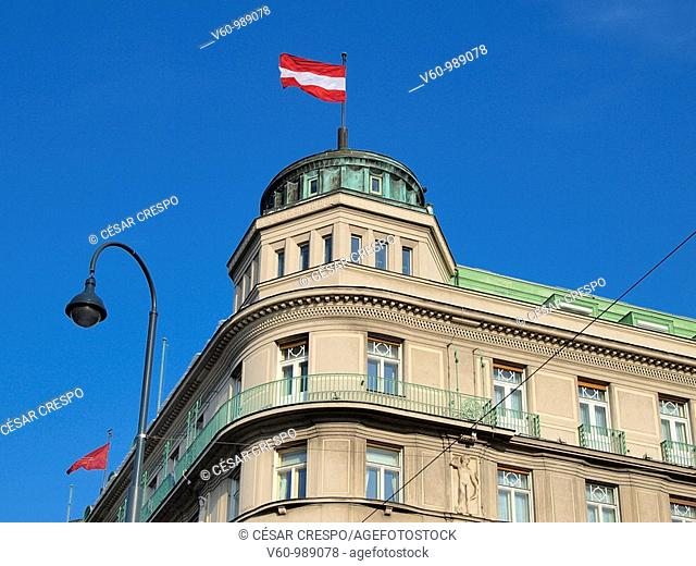 -Bristol Hotel in Wien- Austria