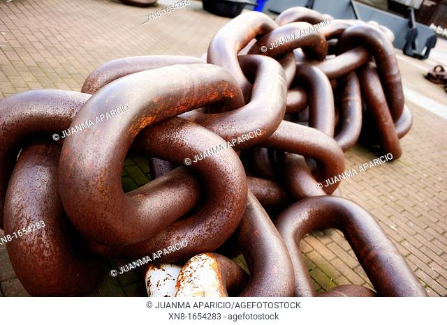 Old Boat Chain