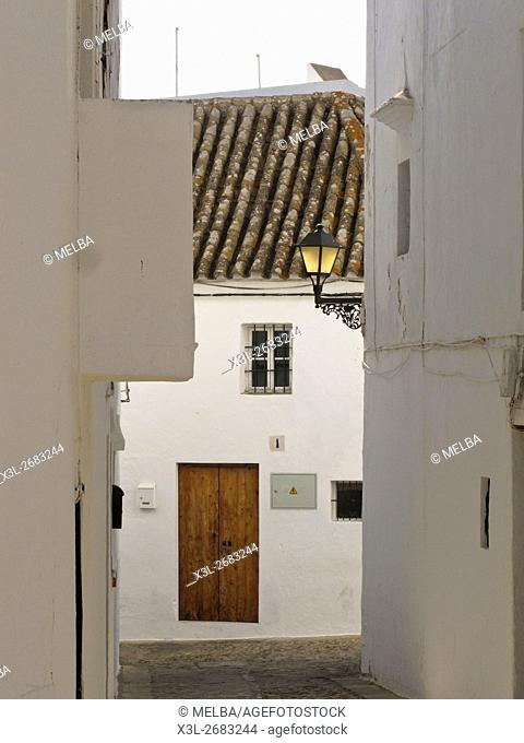 Vejer de la Frontera. Cadiz. Andalusia. Spain