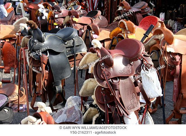 Rome, Italy. 25th April 2014. Cavalli a Roma equestrian event at the Fiera di Roma complex in Rome Italy