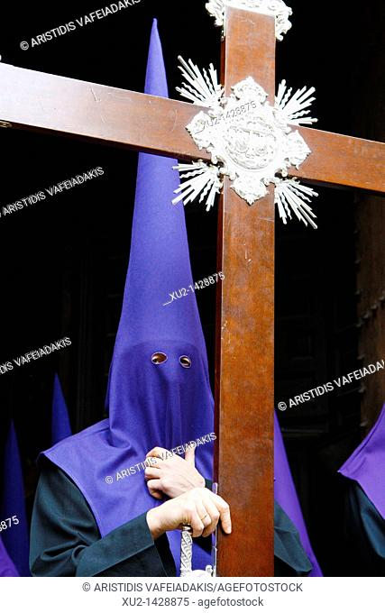 Semana Santa Holy Week in Granada Spain