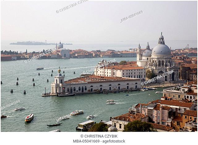 Areal Views Venice, Italy