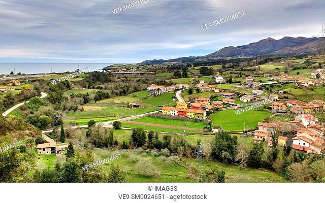 Lloroñi, Colunga municipality, Asturias, Spain