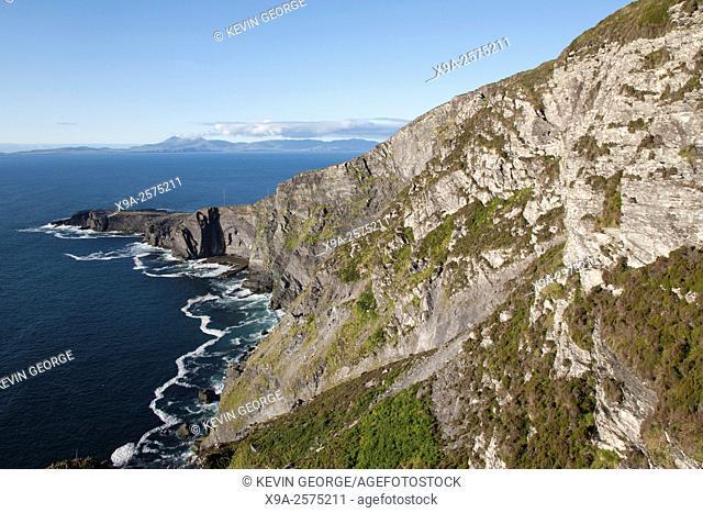 Fogher Cliff; Valentia Island; Ireland