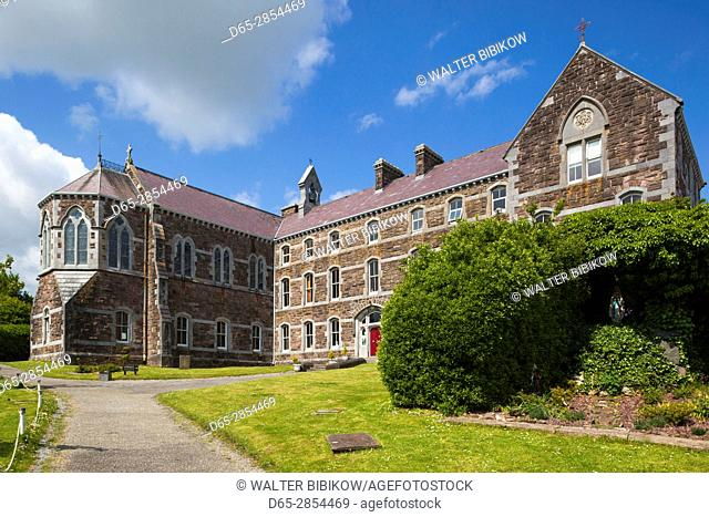 Ireland, County Kerry, Dingle Peninsula, Dingle Town, An Diseart, former convent now arts center