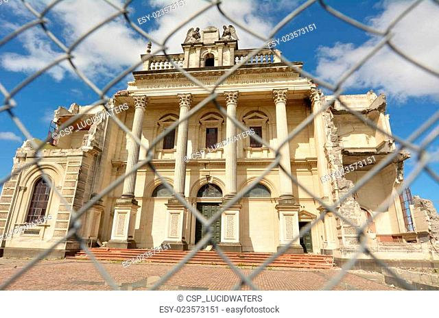Cathedral of the Blessed Sacrament, Christchurch New Zealand