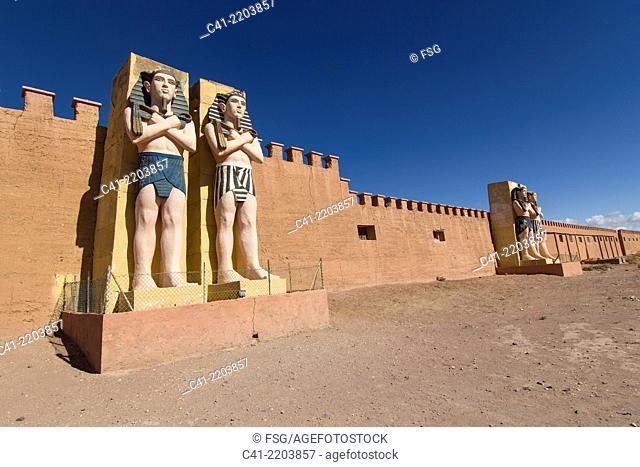 Atlas Sudiuos. Morocco