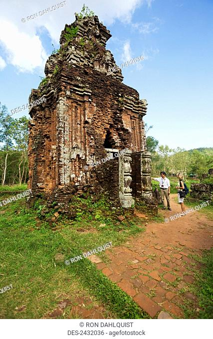 Heritage champa kingdom Stock Photos and Images | age fotostock