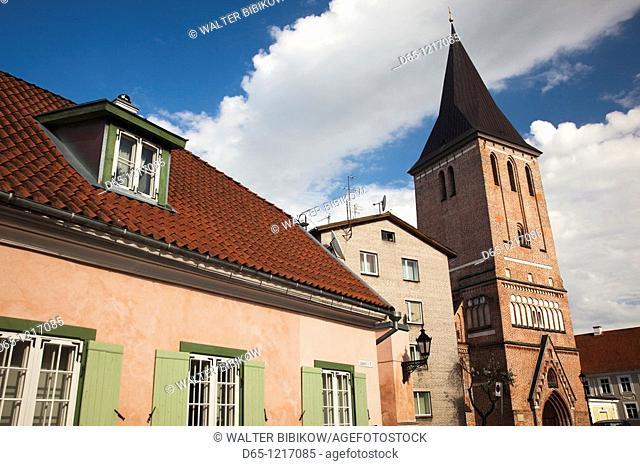 Estonia, Southeastern Estonia, Tartu, St  John's Church