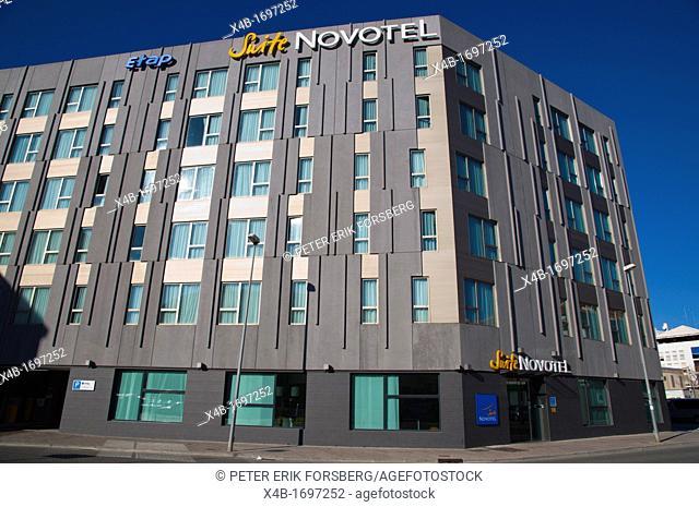 Hotel Suite Novotel Malaga in Malaga Andalusia Spain Europe