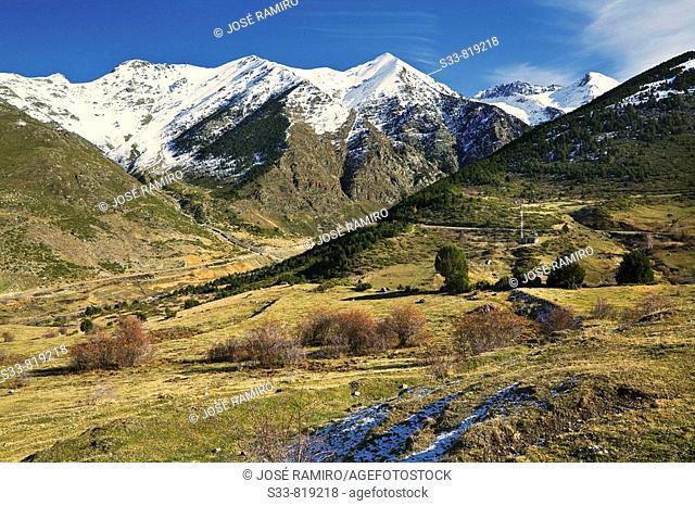 Valle de Boí. Catalonia. Spain