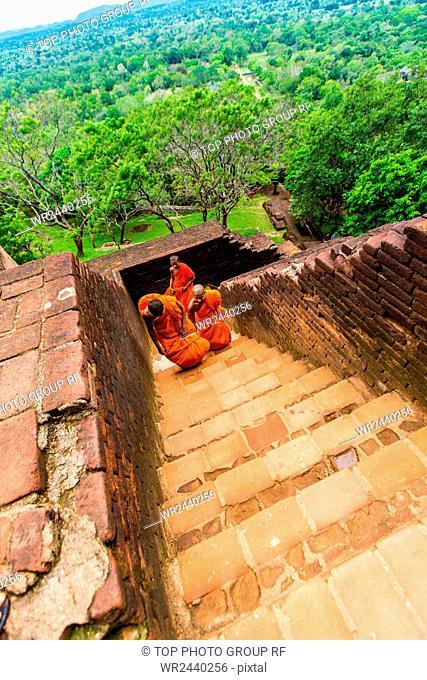Sri Lanka;Sigiriya;Lion Rock