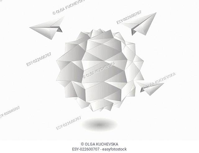 origami in freedom