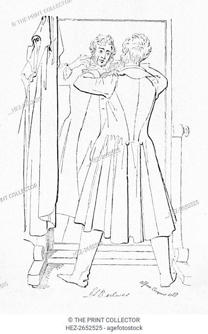 'Edward Bulwer, Lord Lytton', c1835, (1904). Edward George Earle Lytton Bulwer-Lytton, (1803-1873), was an English novelist, poet, playwright, and politician