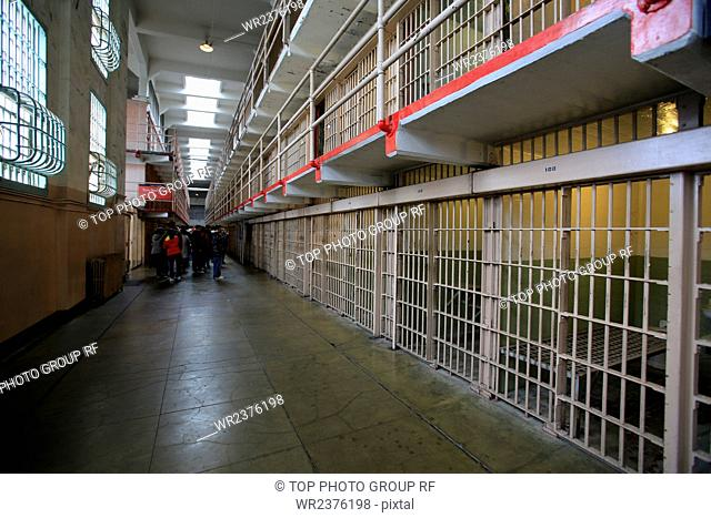Alcatraz Island San Francisco USA