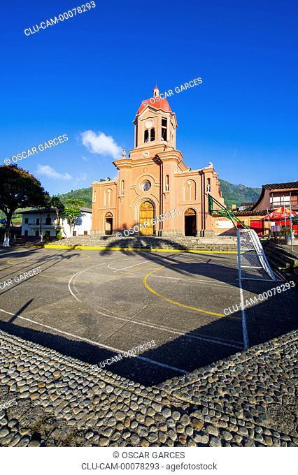 Church Parish of San Antonio de Padua, Pueblorrico, Southwestern Antioquia, Antioquia