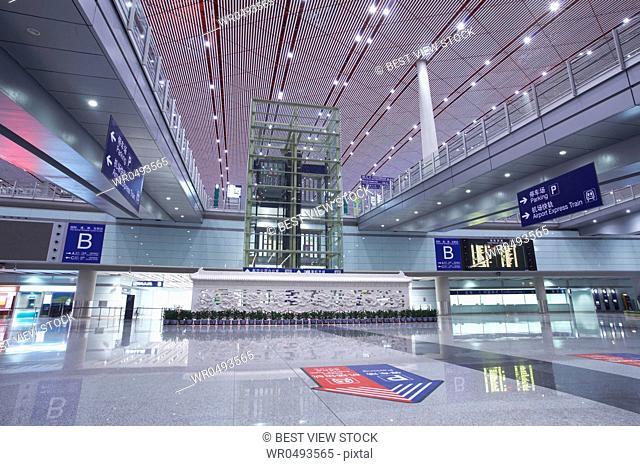 Beijing Capital Airport T3