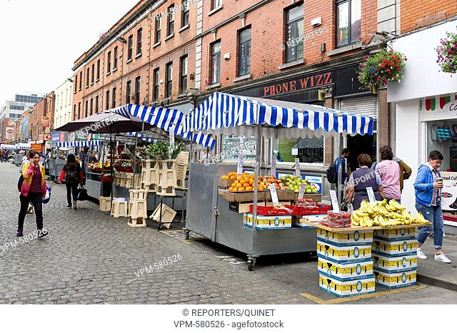 Dublin - 12 june 2016 City of Dublin Stad van Dublin Ville de Dublin Photo: JMQuinet/Reporters Reporters / QUINET