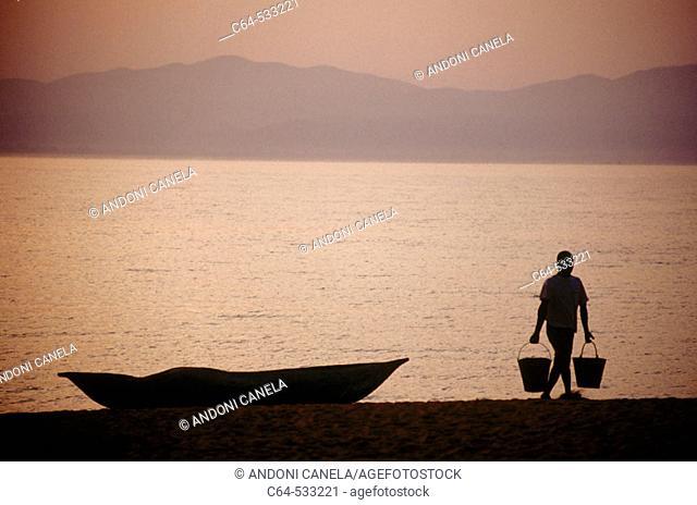 Chipoka, Lake Malawi, Malawi