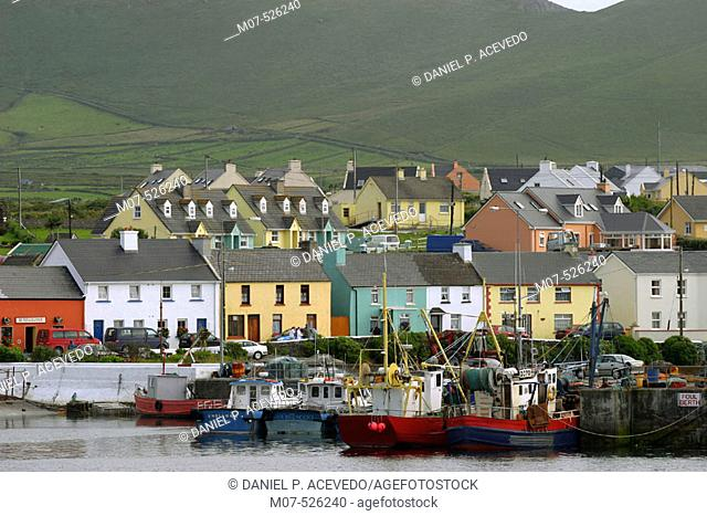 Portmagee. County Kerry. Ireland