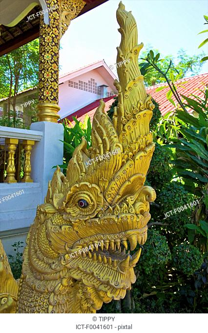 Thailand, Chiang Mai, Wat Chiang Man