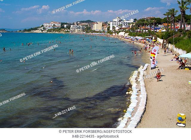 Ladies Beach, Kusadasi, Turkey, Asia Minor