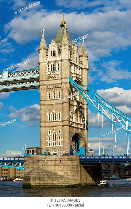 UK, London, Tower Bridge