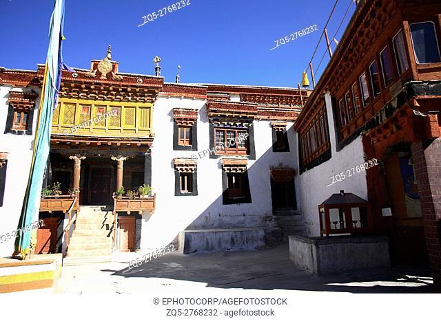 Shey Gompa, Ladakh, Jammu Kashmir, India