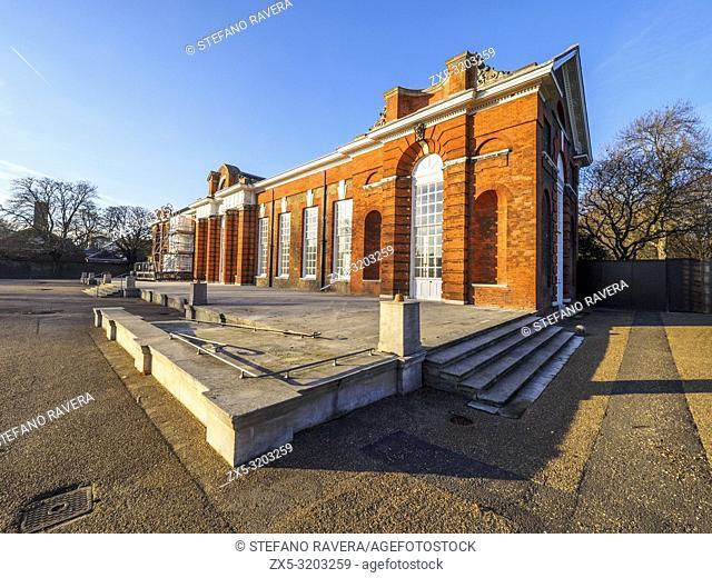 The Orangery Restaurant In Kensington Palace Gardens - London, England