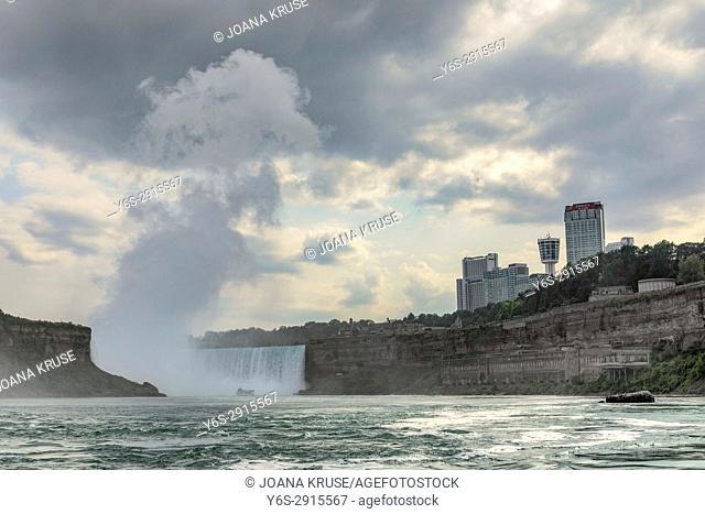 Niagara Falls, Ontario, New York, Canada, United States
