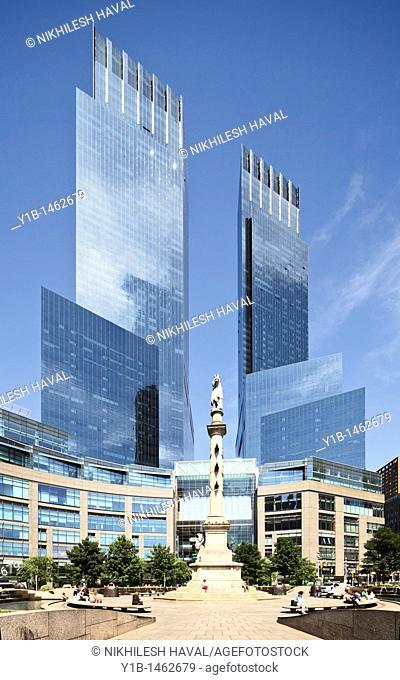 Time Warner Center, Columbus Circle, New York