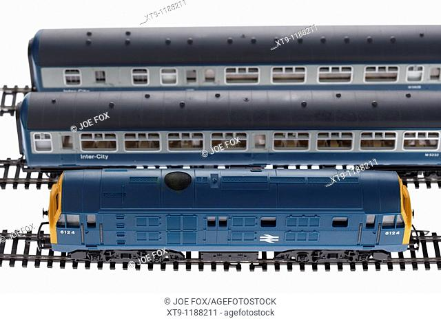 Hornby train set Stock Photos and Images | age fotostock