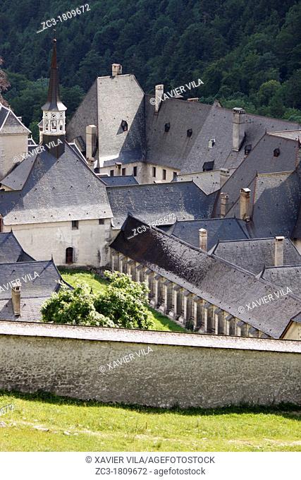 Monastery of la Grande Chartreuse, Isère, Rhône-Alpes, France