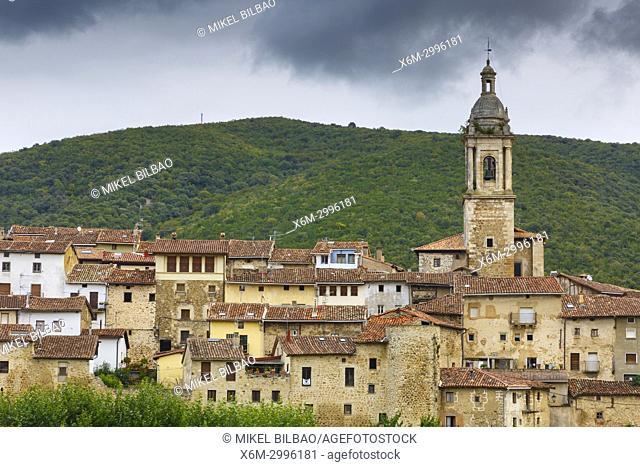 Antoñana, Campezo. Alava, Basque Country, Spain, Europe