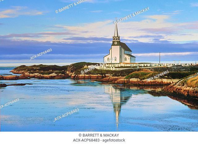 Church, Newtown, Newfoundland, Canada