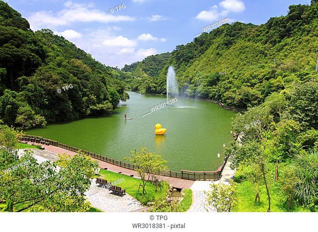 Yilan,Changpi Lake