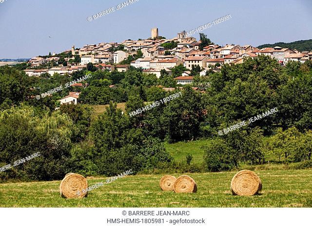 France, Haute Garonne, Aurignac