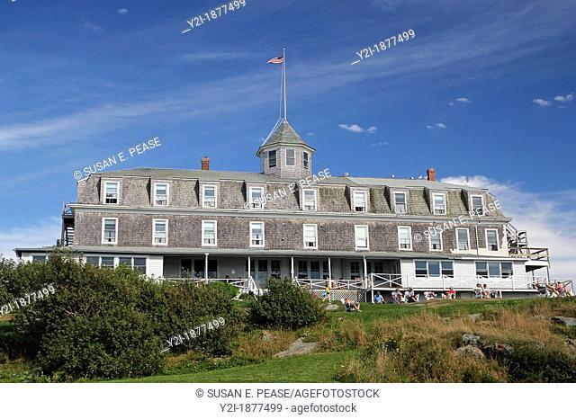 Island Inn, Monhegan Island, Maine
