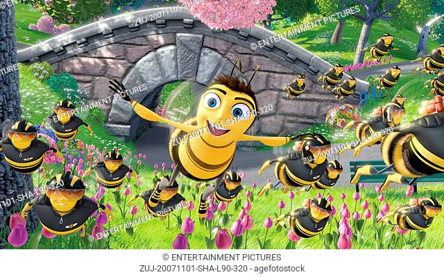 RELEASE DATE: November 2, 2007. MOVIE TITLE: Bee Movie - STUDIO: Paramount Pictures. PLOT: Barry B. Benson (Seinfeld), a bee who has just graduated from college