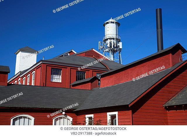 Mission Mill, Willamette Heritage Center, Salem, Oregon