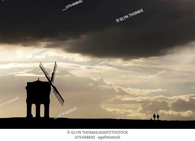 Chesterton Windmill, Warwickshire, England, UK