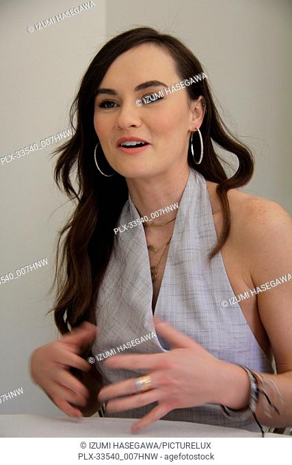 "Madeline Carroll 02/25/2018 """"I Can Only Imagine"""" Photocall held at Four Seasons Los Angeles at Beverly Hills in Los Angeles"
