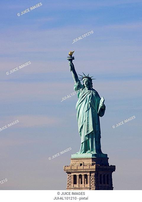 Statue of Liberty, Manhattan, New York City, New York, United States