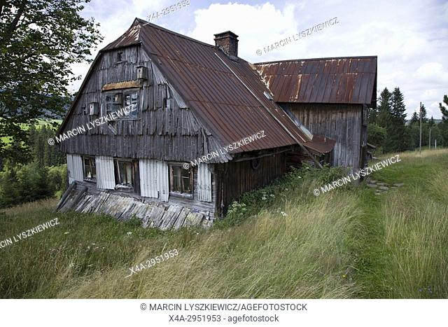 Piaskowice - Abandon Village in Western Poland