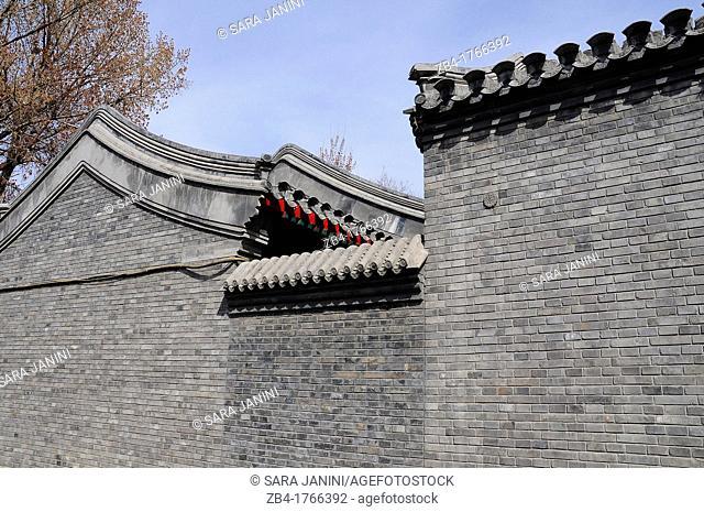 Nanguanfang Hutong, Beijing, China, Asia