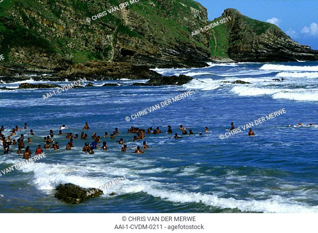 Port St Johns, Transkei, Eastern Cape, South Africa