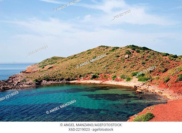 Cavalleria beach, Menorca