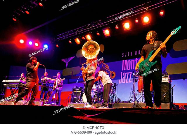 Monterey jazz festival Stock Photos and Images | age fotostock