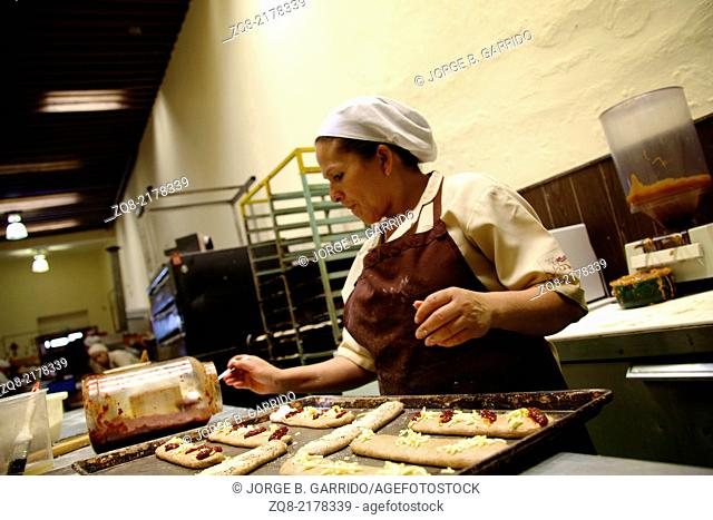 Traditional bakery at Aguascalientes downtown
