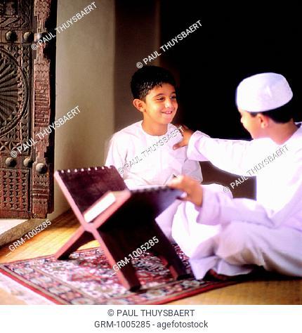 Ramadan: Reading the Quran